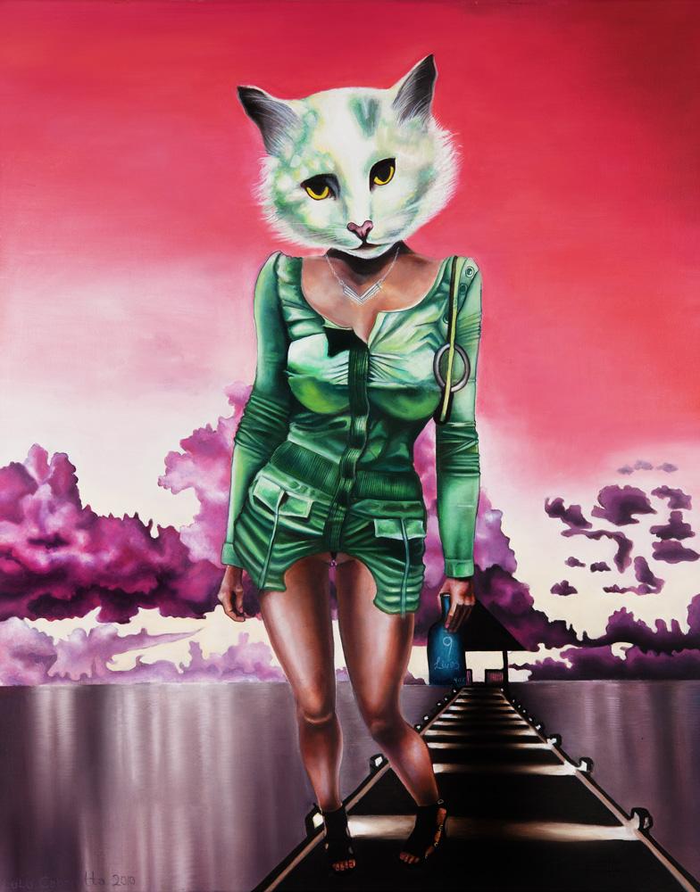 Night Cat Productions: Monday Night Cat Calls