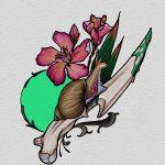 snail-dagger-devon-tattoo-abyss