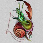 snail-snake-devon-tattoo-abyss