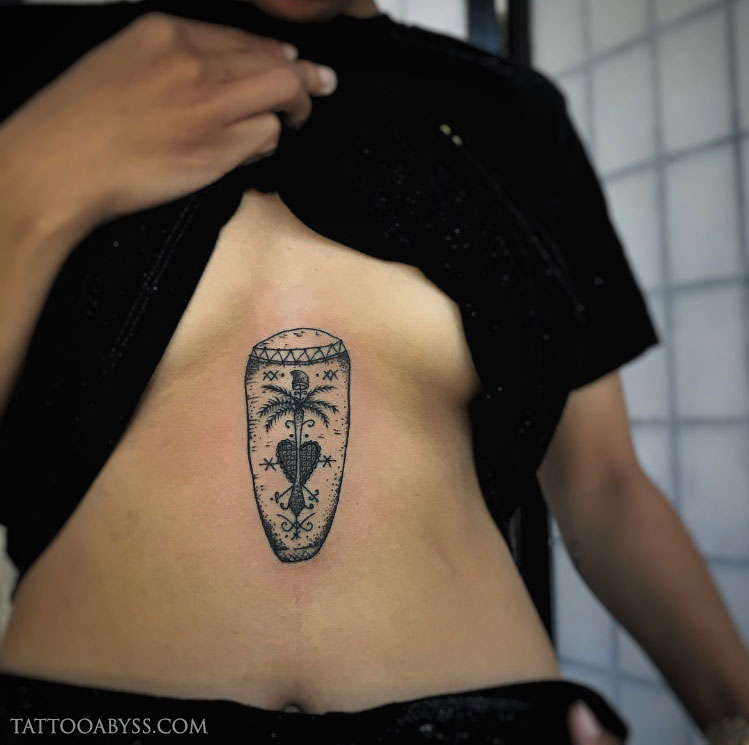 haitian-drum-chloe-tattoo-abyss
