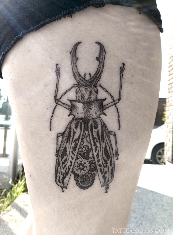 biomechanical-beettle-camille-tattoo-abyss