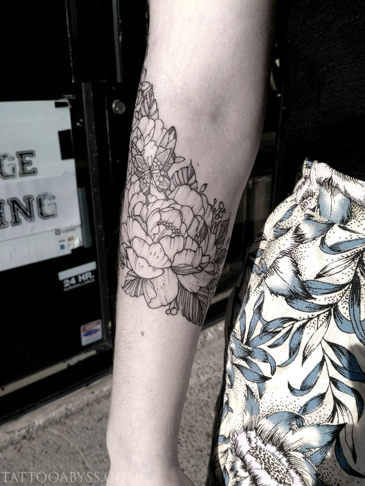 peony-butterf;y-camille-tattoo-abyss