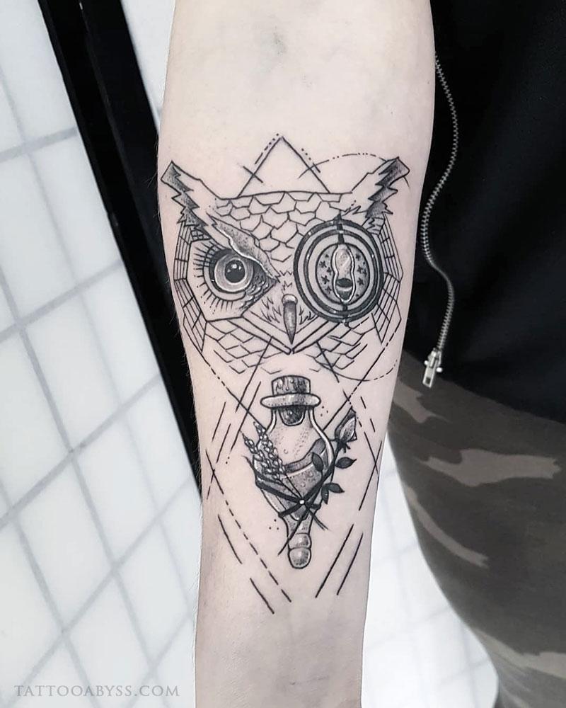 geometric-owl-abby-tattoo-abyss