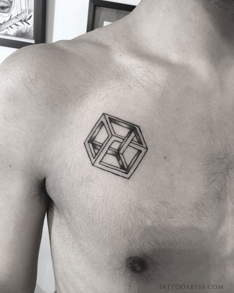 impossible-cube-angel-tattoo-abyss