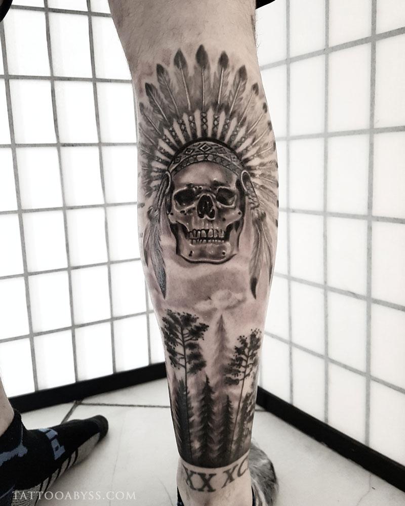 skull-headdress-abby-tattoo-abyss