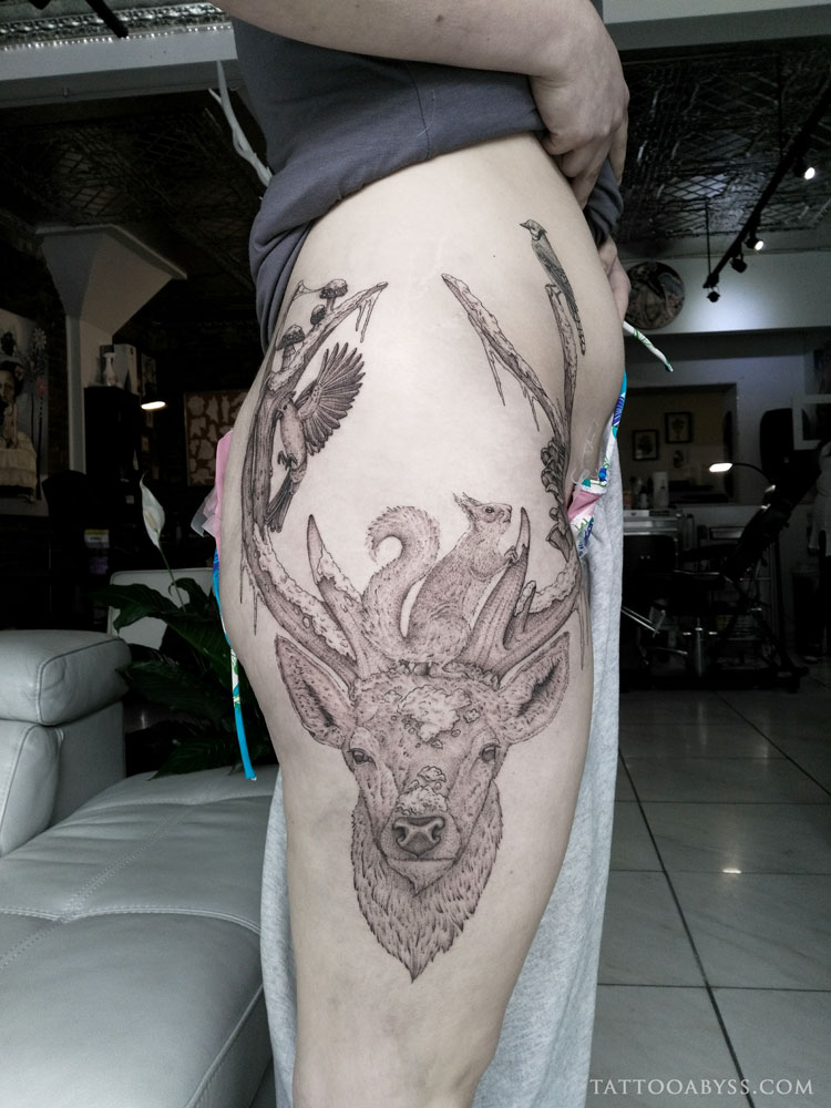 deer-squirrel-camille-tattoo-abyss