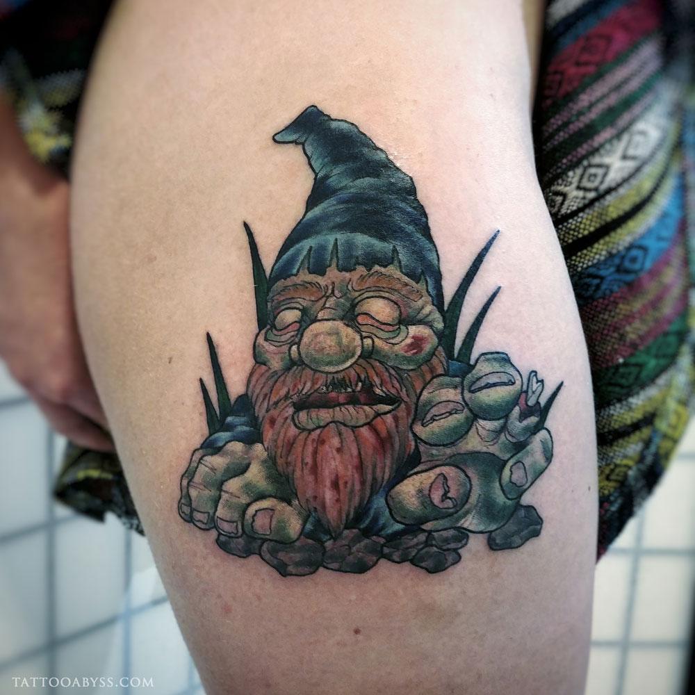 zombie-gnome-devon-tattoo-abyss