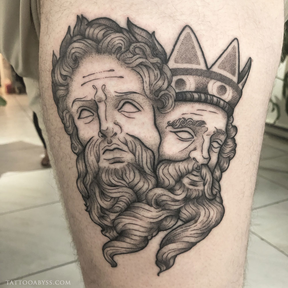 two-headed-statues-liane-tattoo-abyss